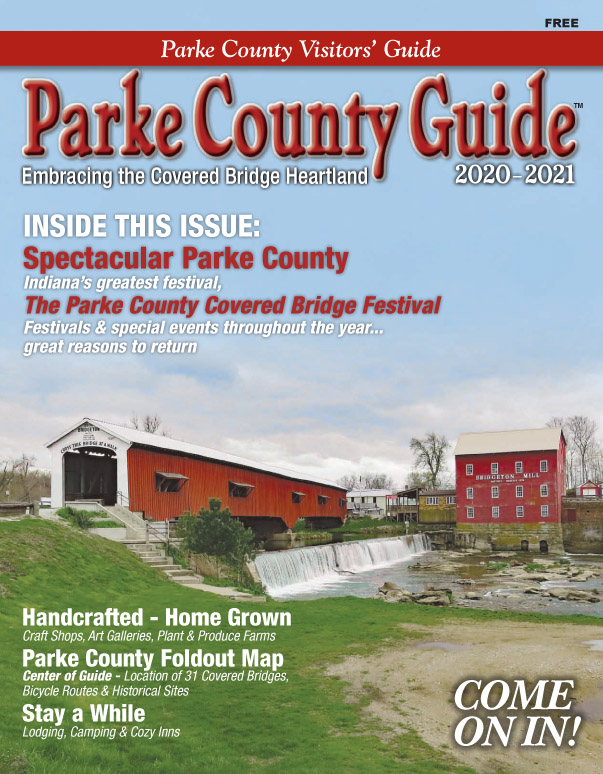 Get your copy of the 2020-2021 Parke County Guide as a PDF Download!