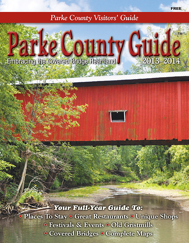 Get your copy of the 2012-2013 Parke County Guide as a PDF Download!